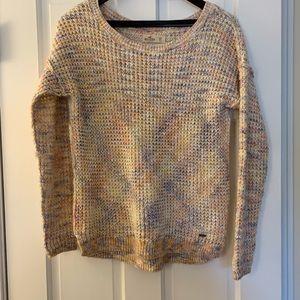 Hollister Multi-Color Knit Sweater